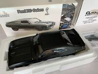 1:18 Classic Carlectables Ford XC Cobra Matt Black BNIB Low COA 86/720