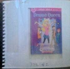 Drama Queen by Lara Bergen - in Braille for the Blind Children
