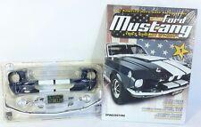 Ford Mustang 1967 Shelby GT 500 De Agostini Prima Uscita 1:18 Modellino Auto New
