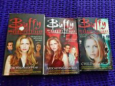More details for brand new three buffy the vampire slayer books paperbacks