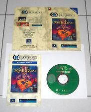 Gioco Pc KING'S QUEST VII 7 The princeless bride ITALIANO 1994 Avventura grafica