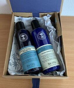 Neals Yard Orange Flower Shampoo And Conditioner Gift Set