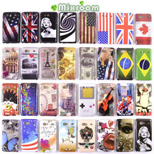 COVER CUSTODIA BACK CASE RIGIDA PER SAMSUNG GALAXY S ADVANCE i9070 FANTASIE