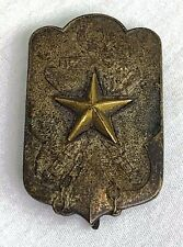 WWII Japanese Soldiers Time Expired Badge