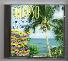 (JD917) Calypso, Don't Stop The Carnival, 25 tracks various artists - 1998 CD