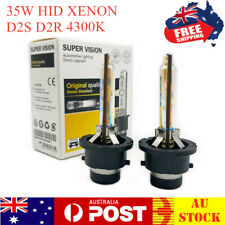 4300K D2S D2R HID Xenon Headlight Replacement Bulbs Globes For Mazda 3 6 MX-5