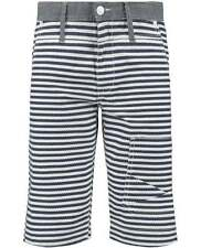 """Mid 7 to 13"""" Inseam Chinos, Khakis Striped Shorts for Men"""