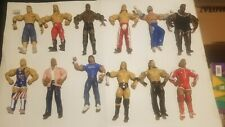 Lot of 12 wwe action figures