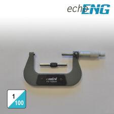 Micrometro centesimale per esterni analogico 75 - 100 mm spessimetro SM 20 MCR3