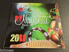 PONCE ES ALEGRIA Y LE CANTA A LA NAVIDAD 2011 / CD / MINT