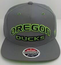 Oregon Ducks zephyr snap-back /cap/hat/University/College/NCAA/Football NWT