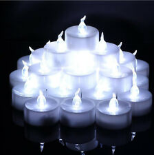 Flameless electronic tea wax fake candle battery for wedding birthday candle