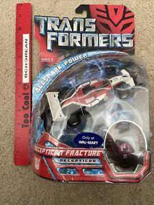 Transformers 2007 Movie Allspark Power Fracture Deluxe Walmart Exclusive New