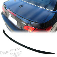 PKUK BMW 3 Series E93 Boot Trunk Spoiler Rear Wing 08 10 13 M3 Type Painted
