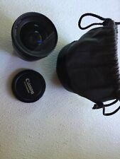 CanonEF 24mm 1:1.4lens w/UV