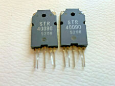 Str40090 Voltage Regulator New Original Sanken Lot Of 10