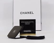 GENUINE CHANEL Compact Mirror Double Facettes Miroir Duo BNIB HANDBAG MAKE UP
