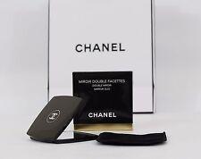GENUINE CHANEL Compact Mirror Double Facettes Miroir Duo BNIB HANDBAG MAKE UP