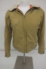 Mountain Hard Wear Lightly Insulated Yellow-Green Jacket Women's Small GREAT