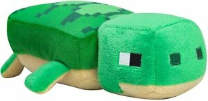 Minecraft J!NX Happy Explorer Sea Turtle Plush (NEW WITH TAGS)