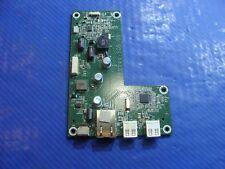 "HP Slate 21.5"" 21-K100 Genuine USB / Power Jack Board 010189P0B-35K-G GLP*"