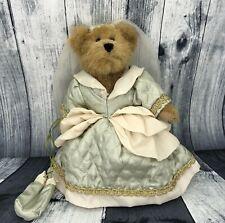 Boyds Bears Bailey Renaissance Princess Teddy Bear Stuffed Animal Plush