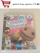 LITTLE BIG PLANET PS3 USADO COMPLETO ESPAÑOL