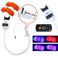 Dental Teeth LED Whitening Lamp Bleaching Blue/Red/Purple Light & Goggles SKB9