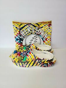 Crocs Chinatown Market x Grateful Dead Clogs 207113-90H Size 13 Unisex