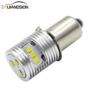 1616 CSP 10W P13.5S PR2 LED Conversion Kit Bulb for Torch Flashlight Bulb 3V-24V