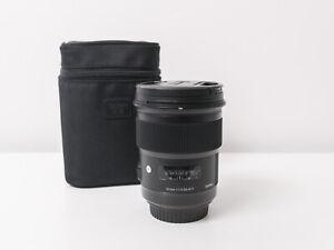 Sigma 50mm F1.4 DG HSM Art Lens for Canon 5D 6D 1DX ~Excellent ~$785 with Code