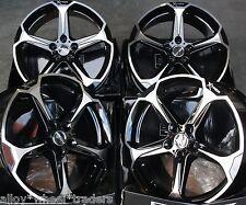"18"" BMF EXTREME ALLOY WHEELS FITS 5X98 ALFA ROMEO 147 156 164 GT FIAT 500L DOBLO"