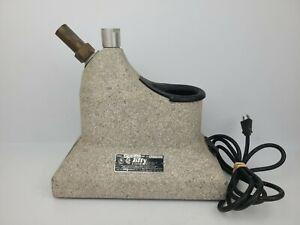Vintage Jiffy Steamer J-1 120 Volt Gray Base Only