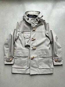 Nanamica duffle coat goretex gore-tex large medium japan jacket