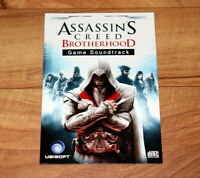 Assassin's Creed Brotherhood Game Soundtrack Ubisoft PS3 PS4 Xbox One 360