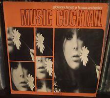Giovanni Fenati E La Sua Orchestra-Music Cocktail Lp 1969 Library Lounge EX+/NM