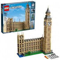 LEGO CREATOR 10253 Big Ben MISB Nuovo sigillato, FUORI PRODUZIONE (2016)