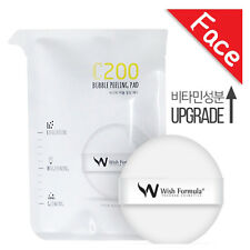 [Wish Formula] C200 Bubble Peeling Pad 1ea