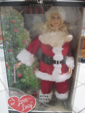 "SANTA FRED PLATINUM Label - ""I Love Lucy"" Barbie NRFB The Barbie Fred Mertz"