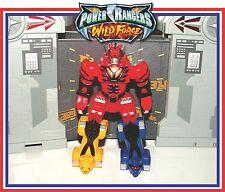 "Power Rangers Jungle Fury _ 7"" _ Jungle Pride Megazord Action Figure"