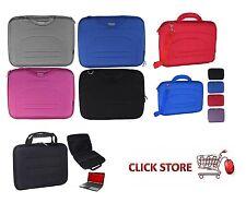 Maletin, bolso, maleta transporte ordenador portatil, distintas pulgadas