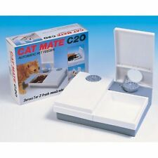 Cat Mate Dishes, Feeders and Fountains