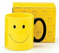 Smiley Happy Face Mug Coffee Cup Great Gift item