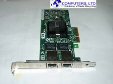 HP NC360T 2-Port Gigabit PCI-E Adapter Full Height 412651-001