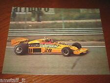 (26)* =EMERSON FITTIPALDI COPERSUCAR 1977=RITAGLIO=CLIPPING=POSTER=FOTO=