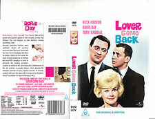 Lover Come Back-1961-Rock Hudson-Movie-DVD