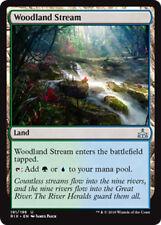 2x Woodland Stream (Waldlandstrom) Rivals of Ixalan MTG