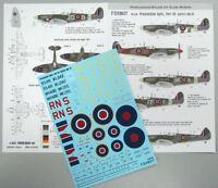 Peddinghaus-Decals 1//72 2174 Spitfire Pilot Piere Clostermann 1944