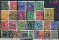Alliierte Bes.-Gem.Ausg. 911-937 geprüft ist Nr. 930 gestempelt 1946 (8731893