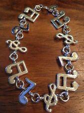 music 925 sterling silver sf  bracelets
